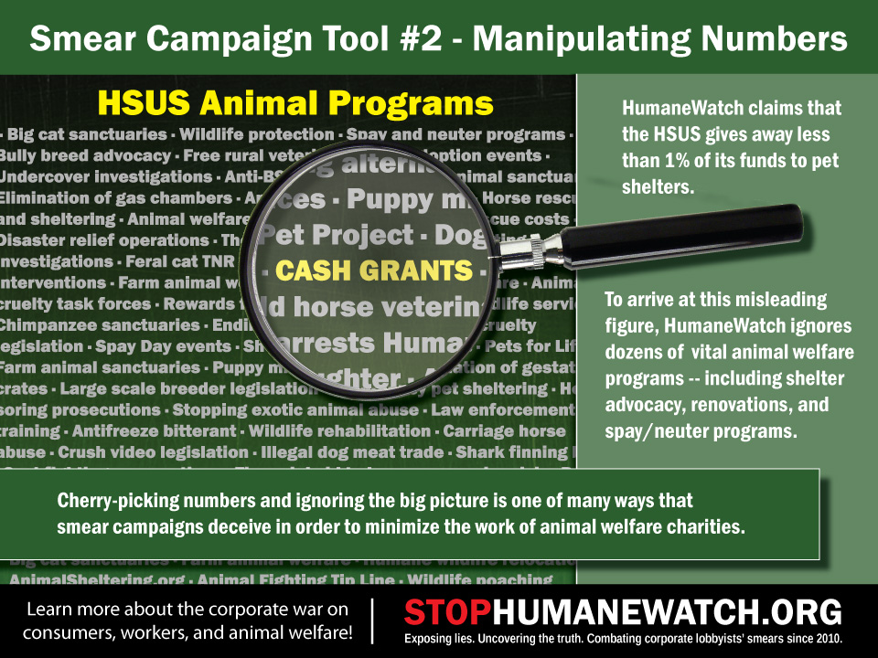 Graphics And Handouts Stop Humanewatch