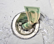 Berman and Company announces its successful campaign to flush corporate funds down the drain