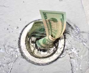 Berman and Company announces its successful campaign to flush money down the drain